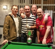 Well done to the Eight Farmers on winning the Threes KO against the Golden Lion