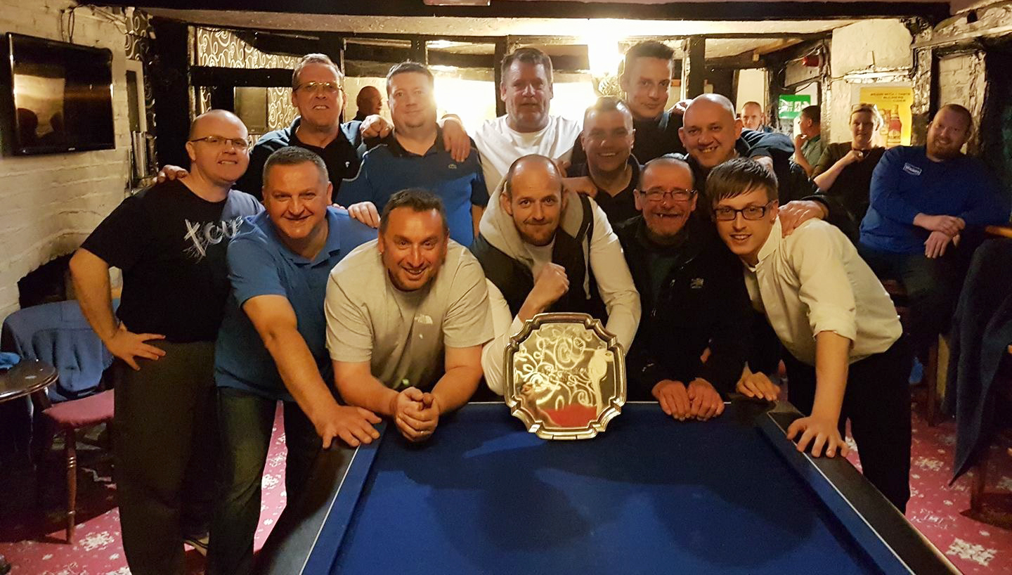 Well done to the Rifleman for winning the Plate KO