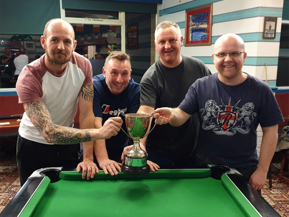 Well done to the Rifleman A on winning the 2019 3 Man KO