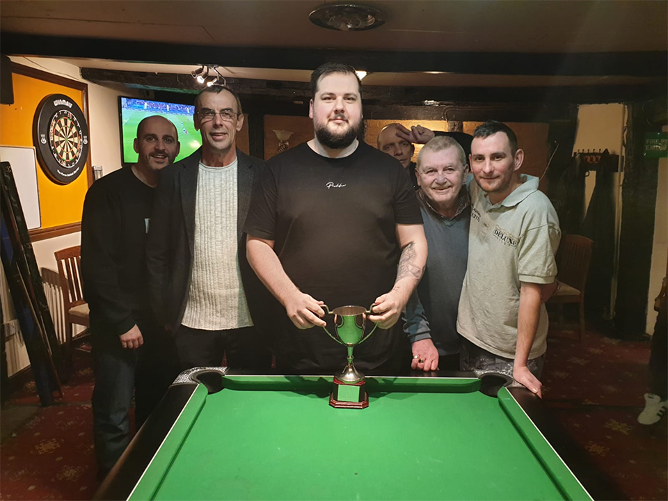 Well done to the White Lion A on winning the 2019 5 Man KO