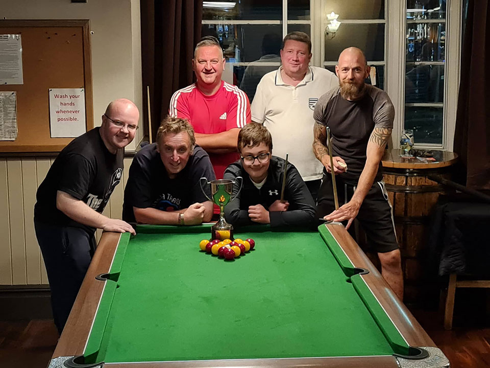 Well done to the Rifleman 1 on winning the 2020 5 Man KO